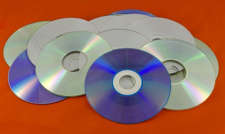 recordable digital optical storage discs