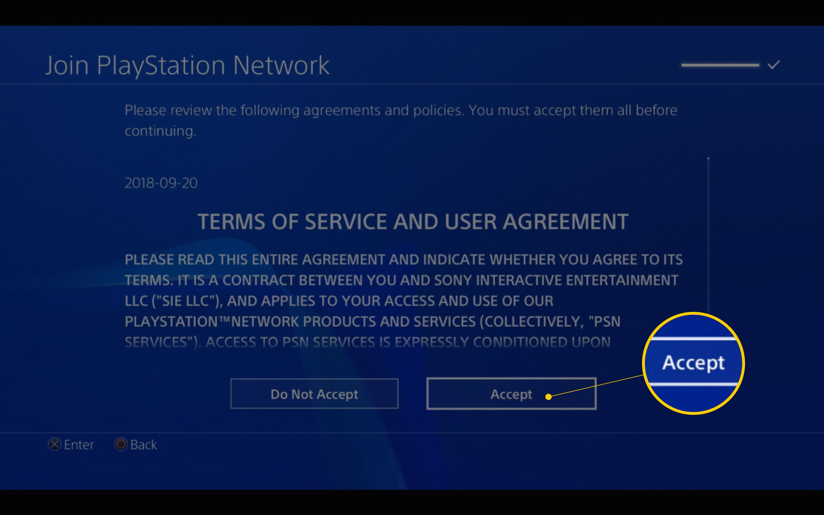 How To Create A Playstation Network Account Psn Card 20
