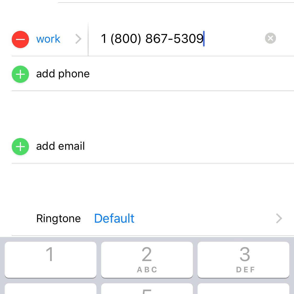 Dial an Extension on the iPhone Automatically