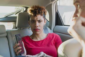 delete your Uber account