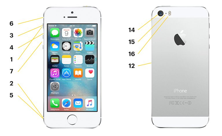 Anatomy Of The Iphone 5 Hardware