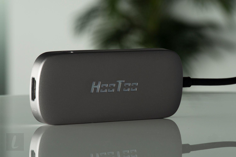 HooToo USB-C Hub 6-in-1