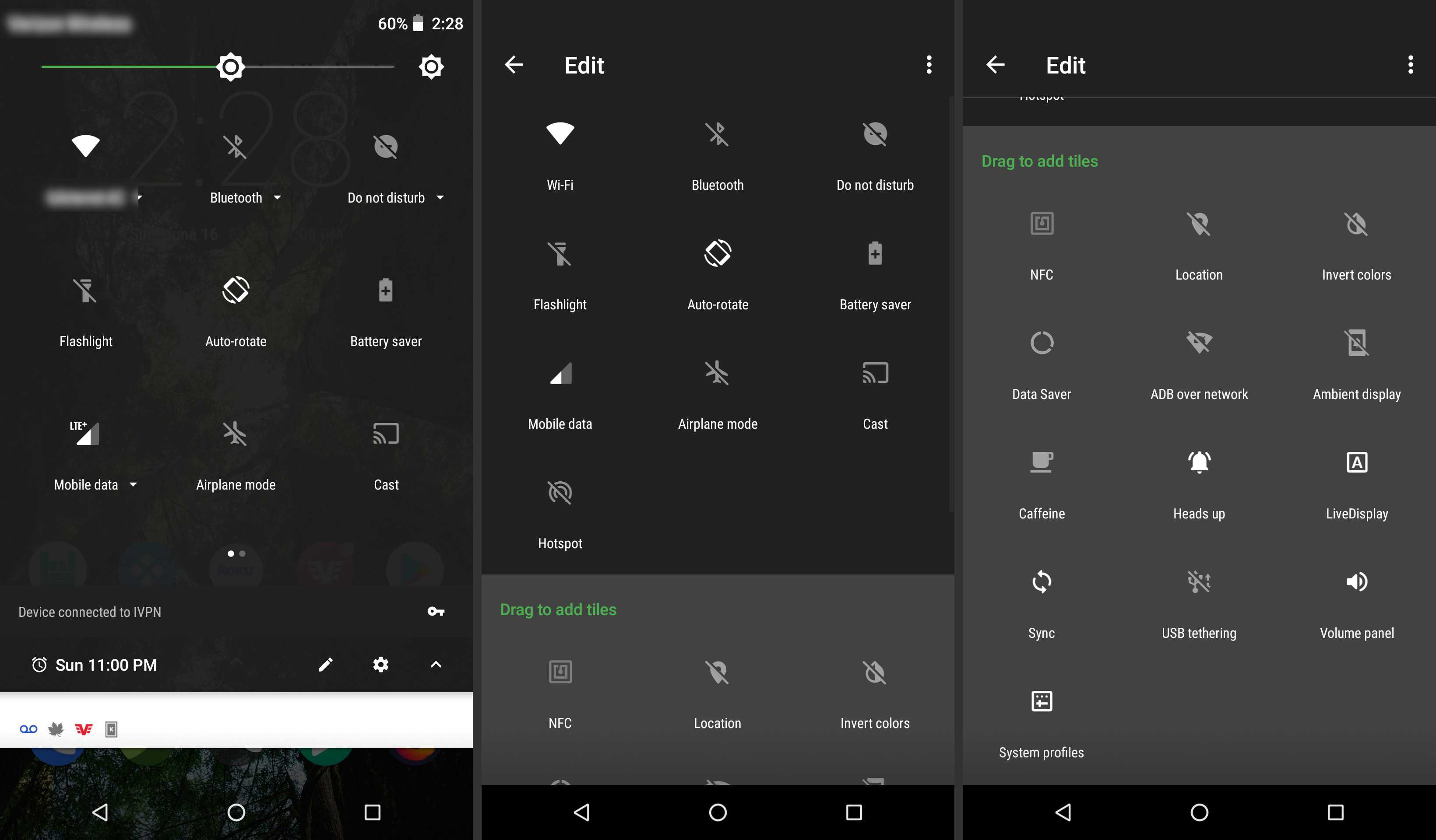 How to Use the Quick Settings Menu on Android