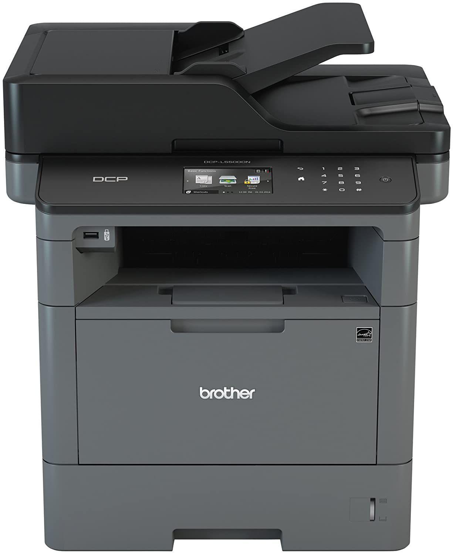 Brother Monochrome Laser Printer,
