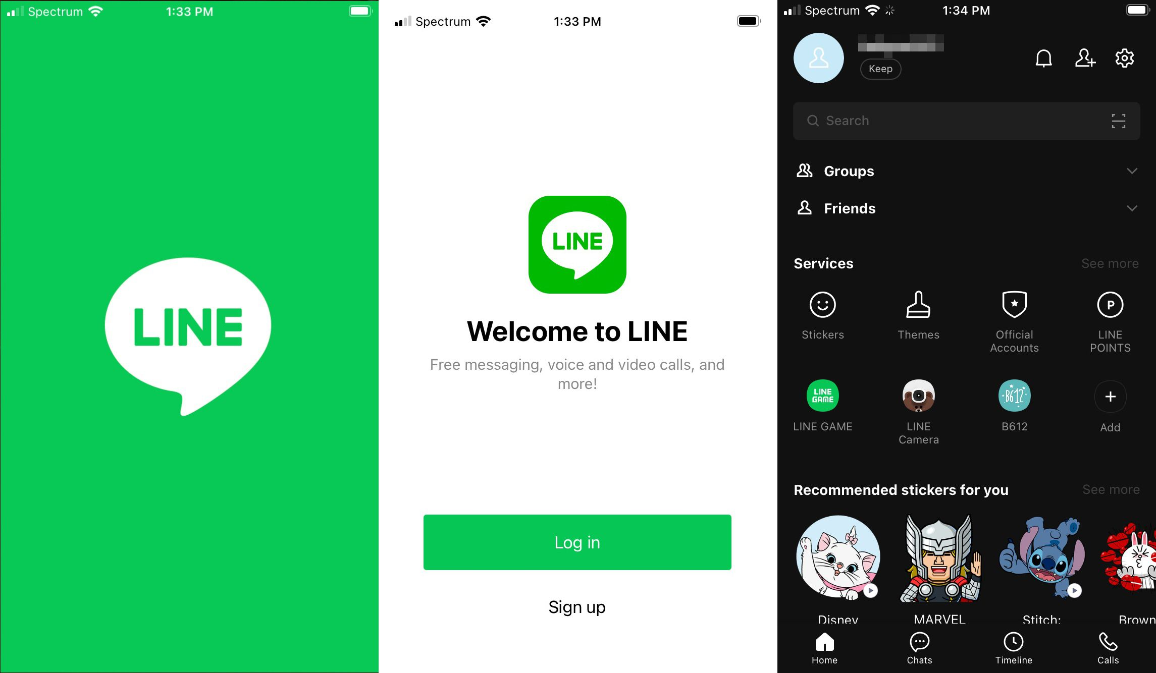The Line App