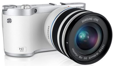 The Samsung NX300