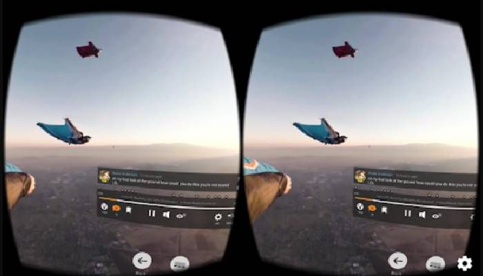 Fulldive VR is a great way to find new content.