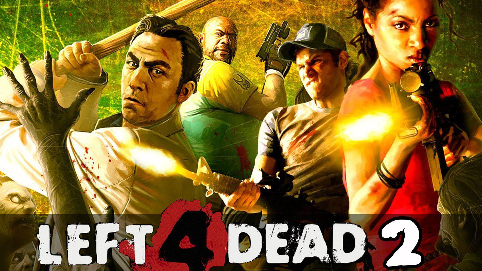 Left 4 Dead 2 Achievements List for Xbox 360