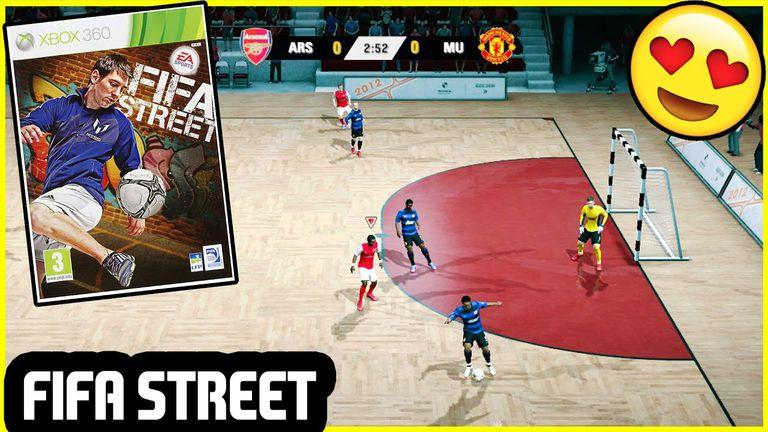 FIFA Street art