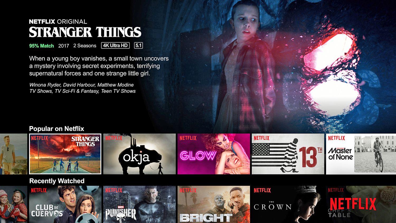 Netflix purchase