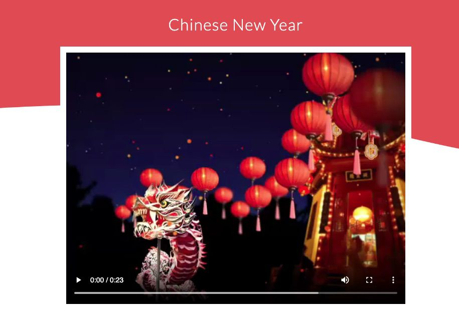 Kisseo Chinese New Year E-Cards
