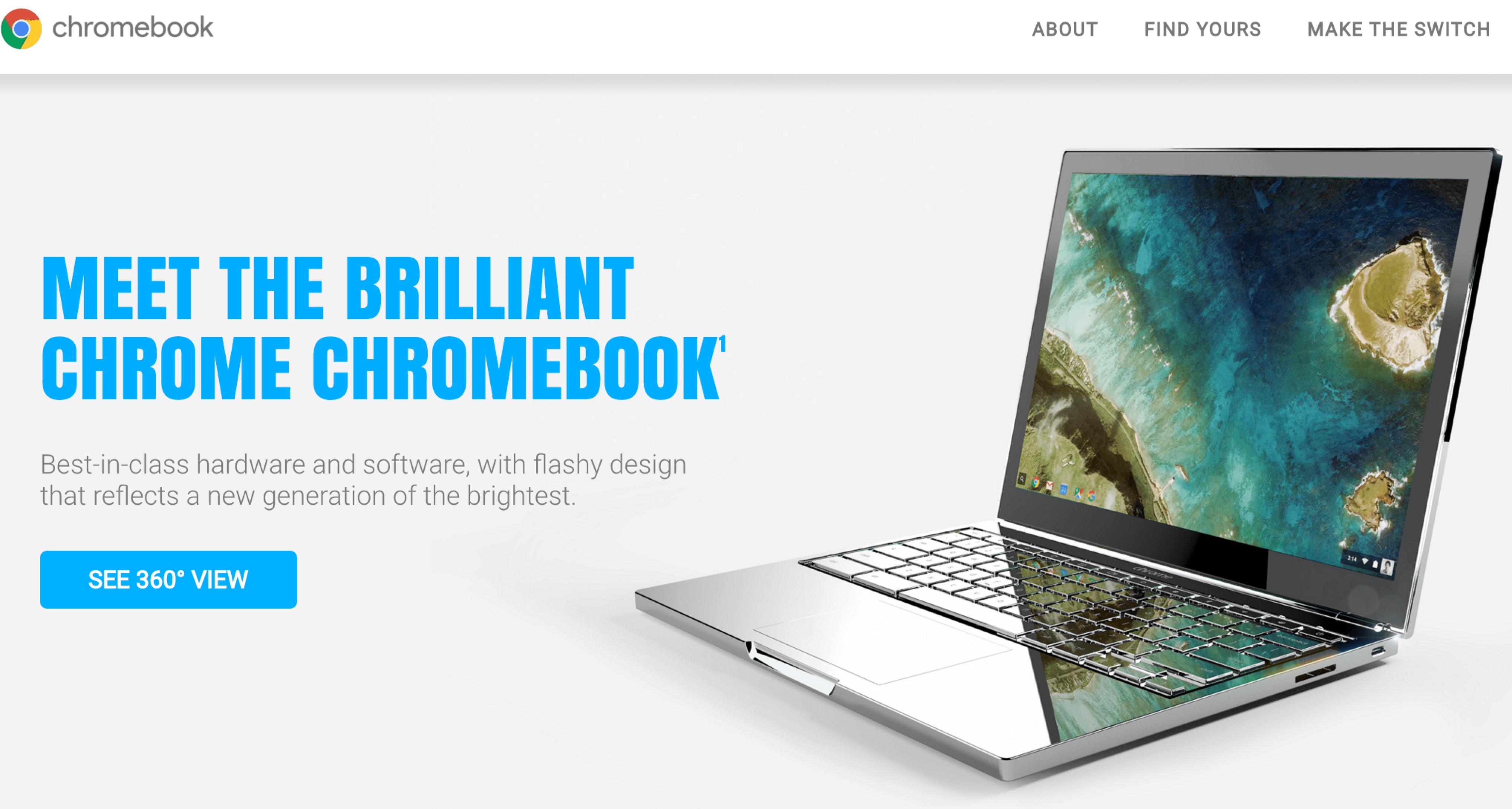 Chrome Chromebook