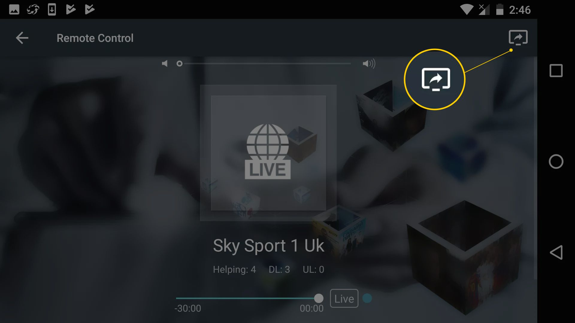 How to Use AceStream to Watch Live Sports