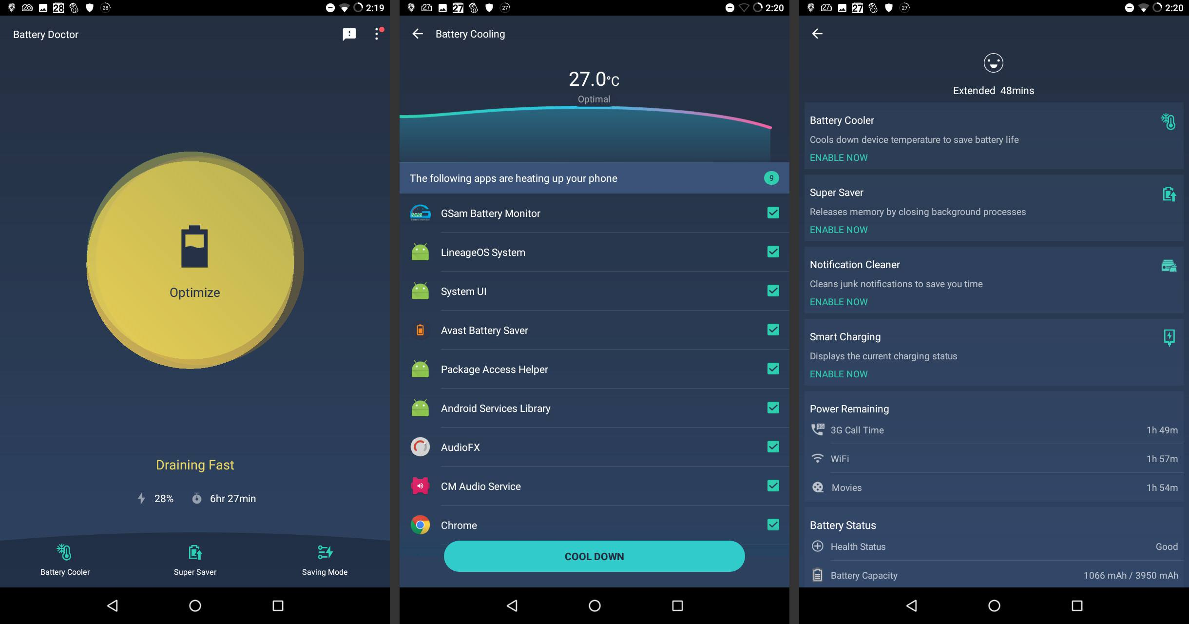 The 6 Best Battery Saver Apps For Android