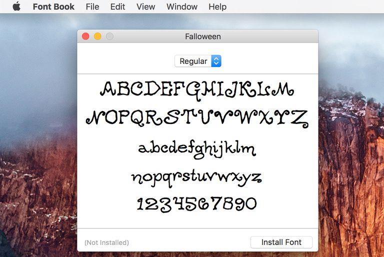Choosing Web Safe Fonts for Your Websites