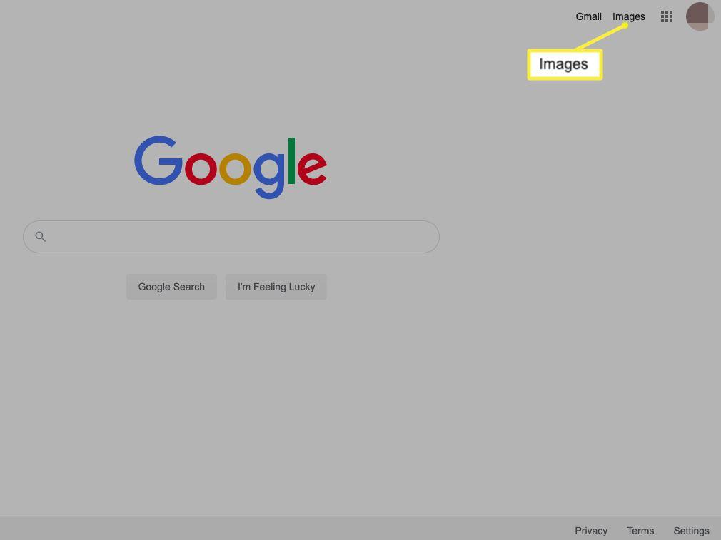 Google Images link