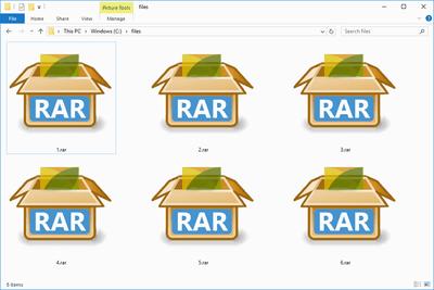 RAR Files