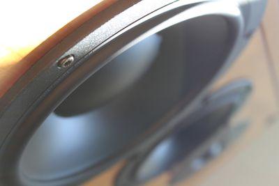 Speakers hook up