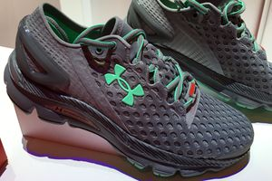 Smart shoes by Under Armour