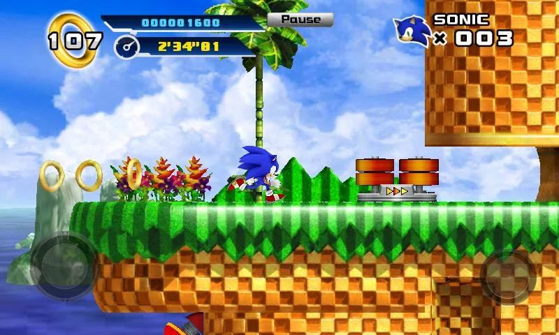 The Best Sonic the Hedgehog Games for Android
