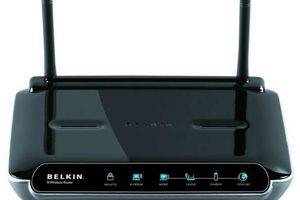Belkin router