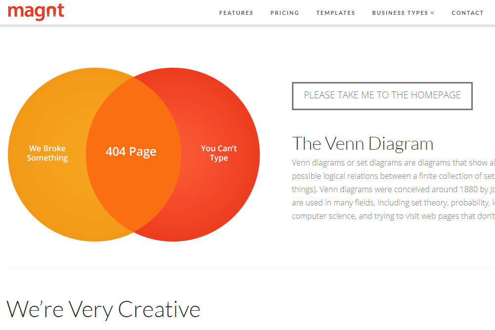 The 20 Best 404 Error Pages Ever