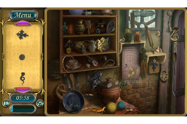 Hidden Objects screenshot