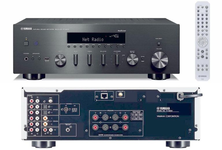 Yamaha's R-N602 and R-N402 Stereo Receivers With MusicCast