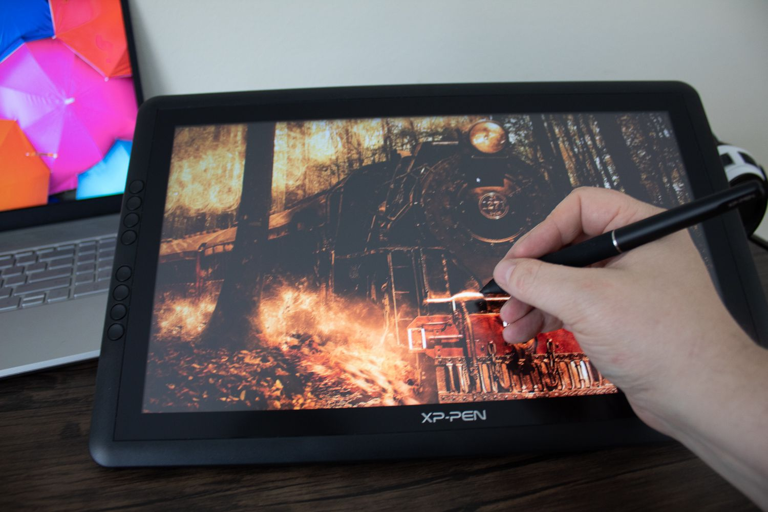 XP-Pen Artist 16 Pro Drawing Tablet Review