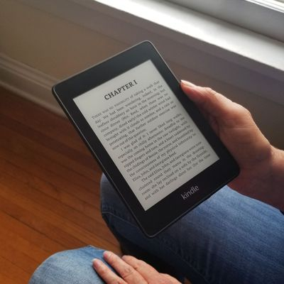 Amazon Kindle Paperwhite (7th Gen) Review: Books on the Go