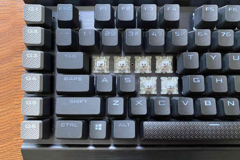 Corsair K95 RGB Platinum XT Mechanical Gaming Keyboard