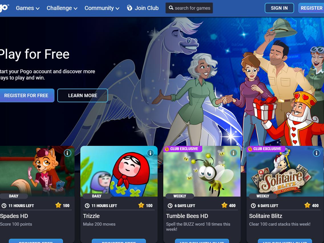 Play free online adventure games