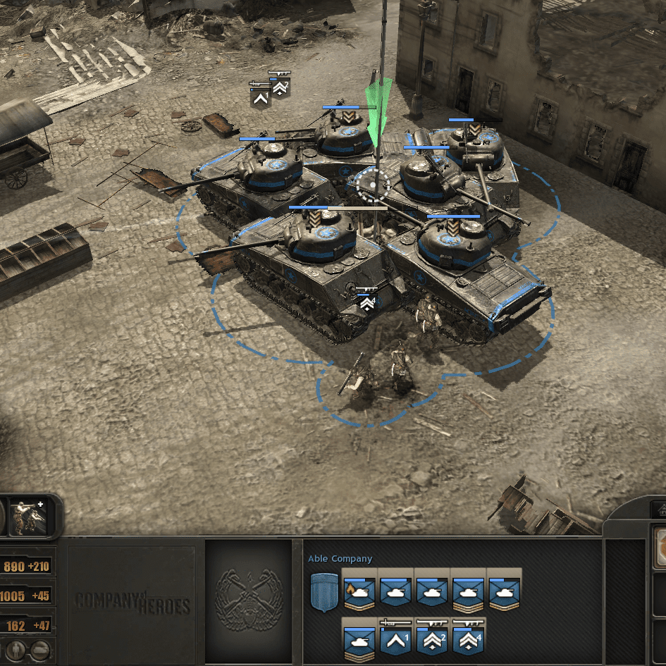company of heroes 1 maps download