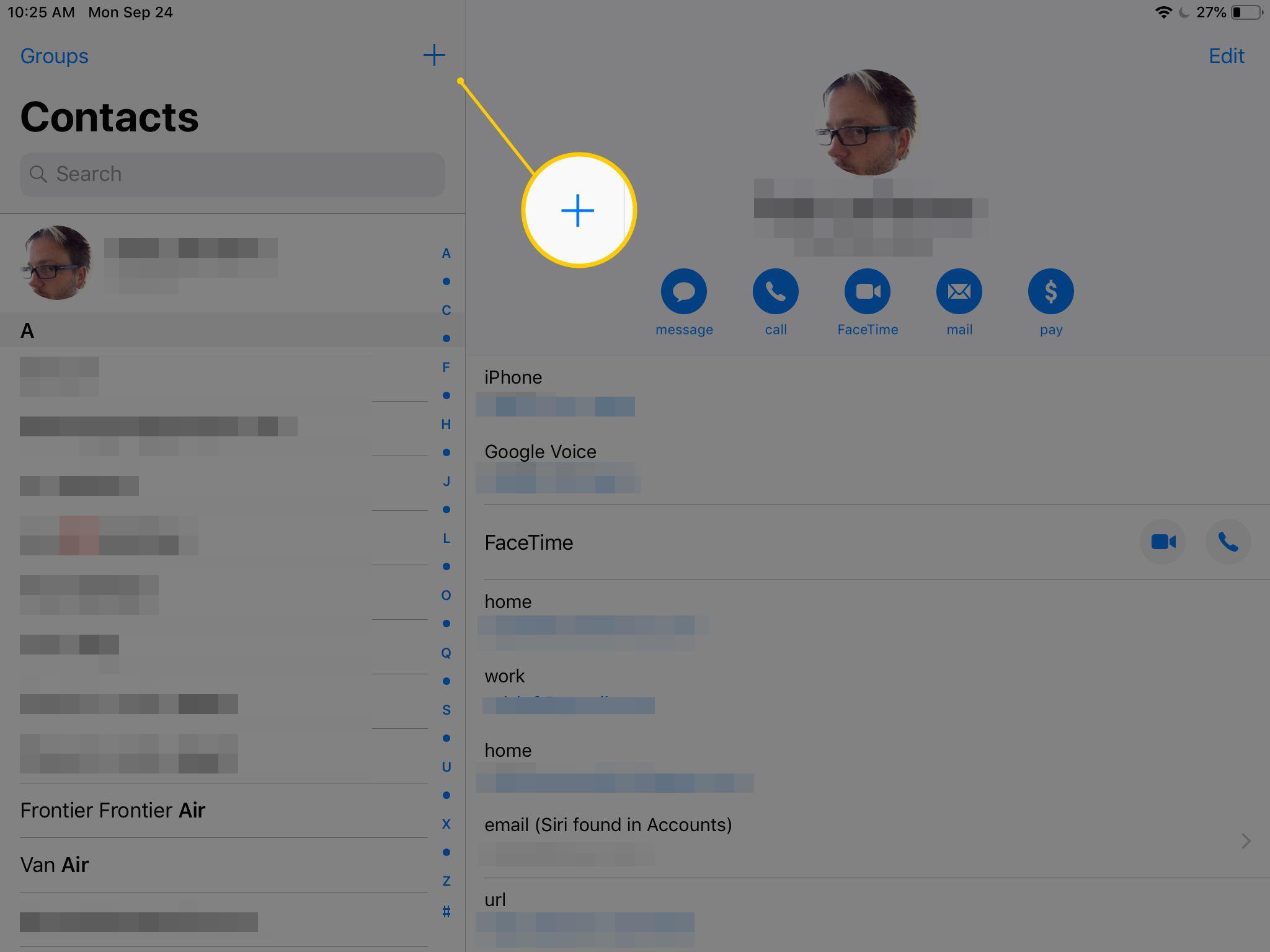 how to set yahoo mail on ipad