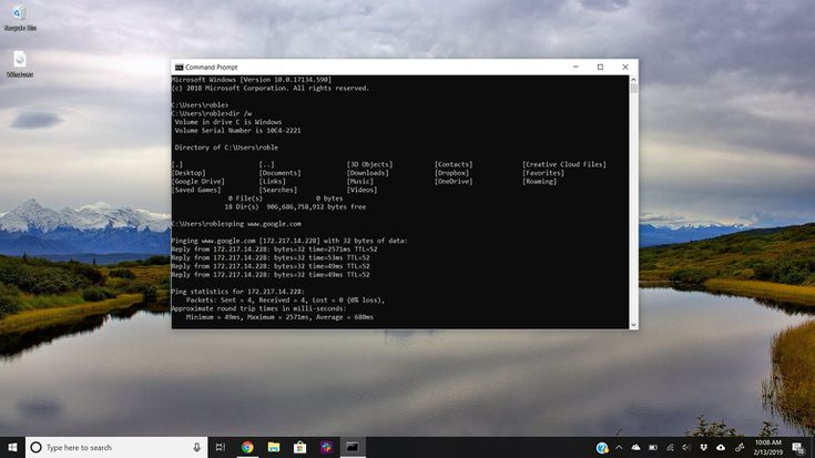 How to Open Command Prompt (Windows 10, 8, 7, Vista, XP)