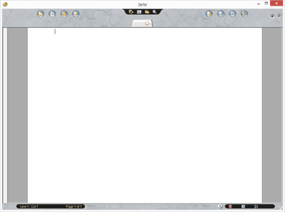 Distraction Free Word Processing With Jarte