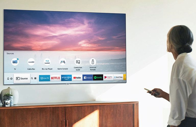 Samsung Smart TV Lifestyle