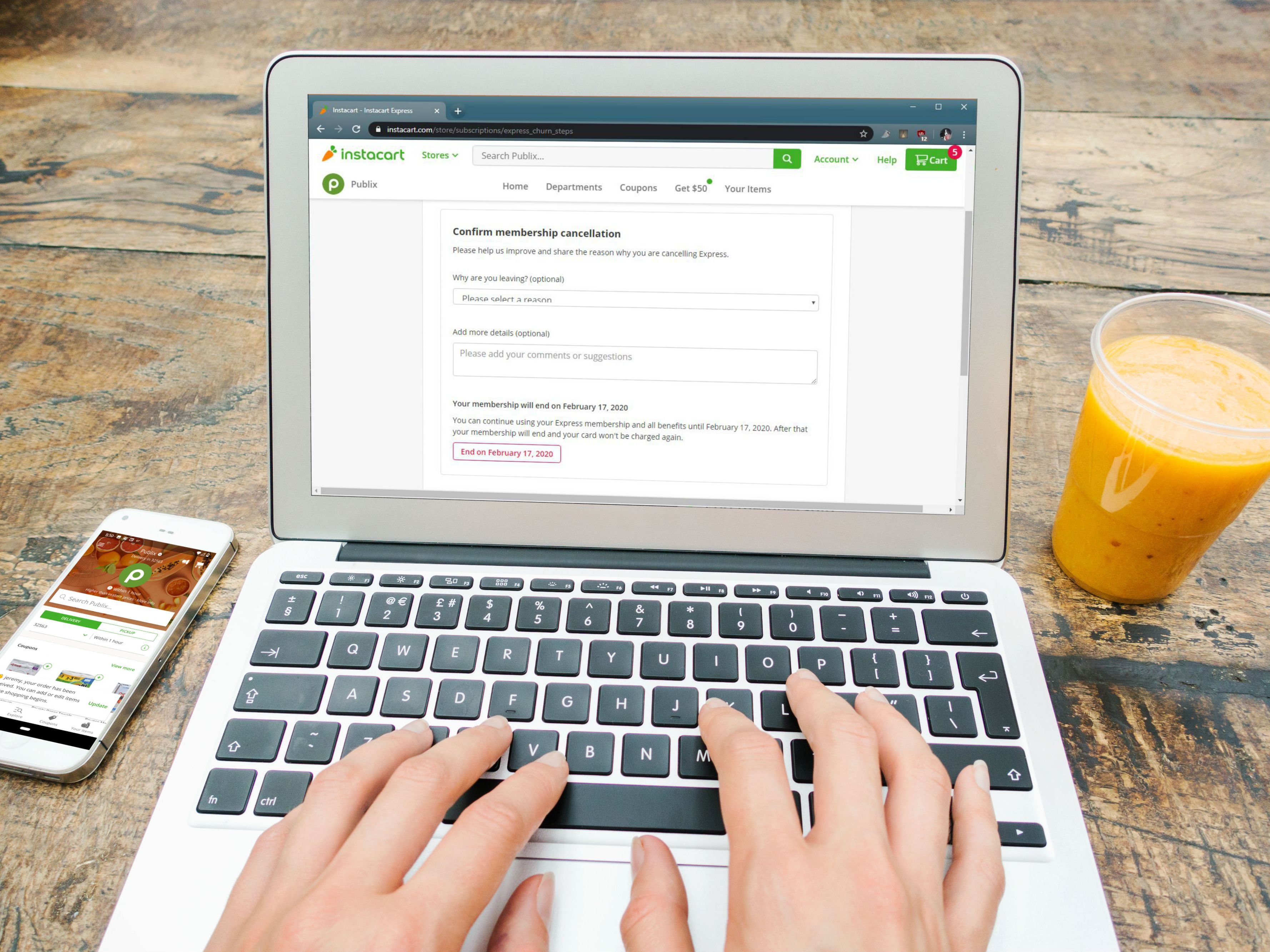 How to Cancel Instacart Orders, Memberships, and Free Trials