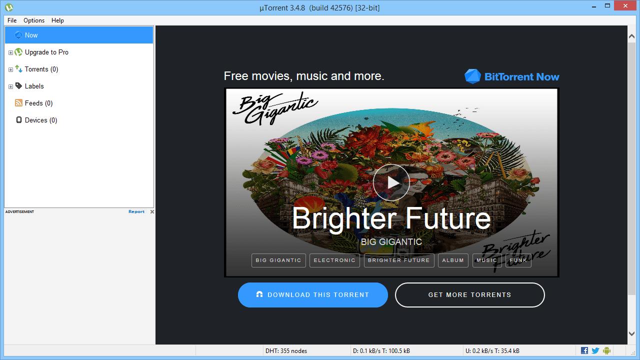 bit torent com free movie download software