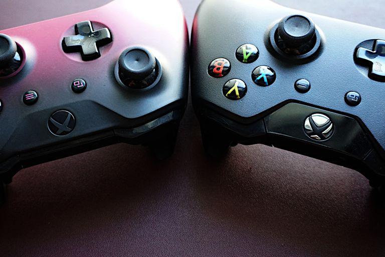 Xbox One Controller Comparison