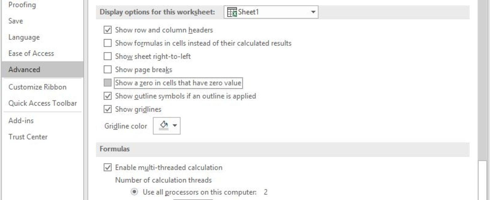 Use Excel's MEDIAN Function to Find the Middle Value