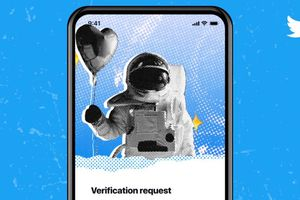 Twitter verification in-app