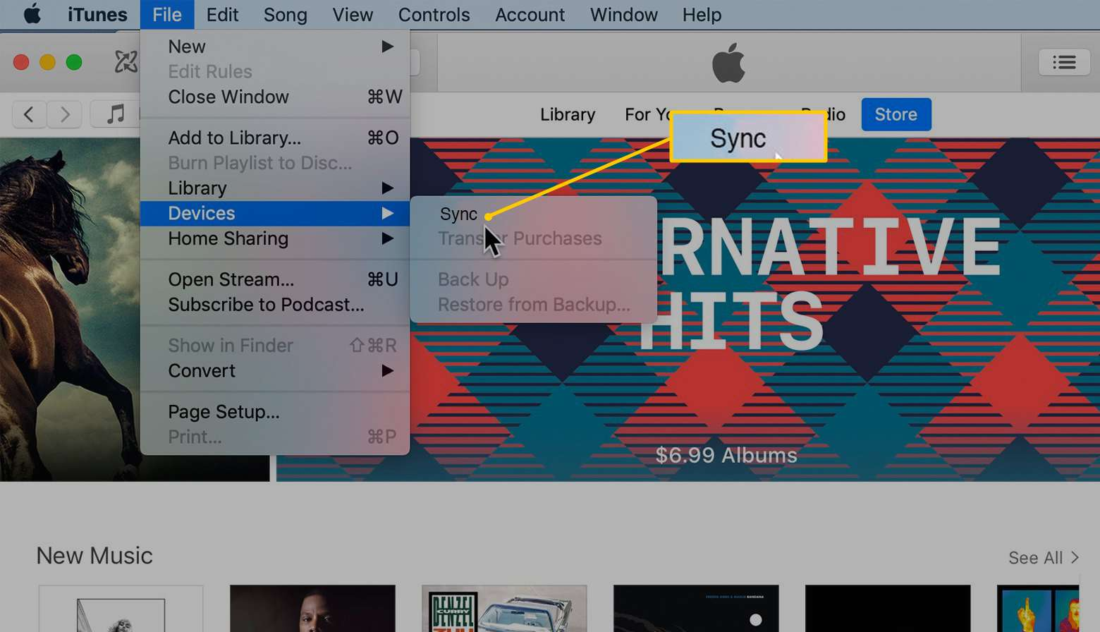 How to Sync an iPad With iTunes