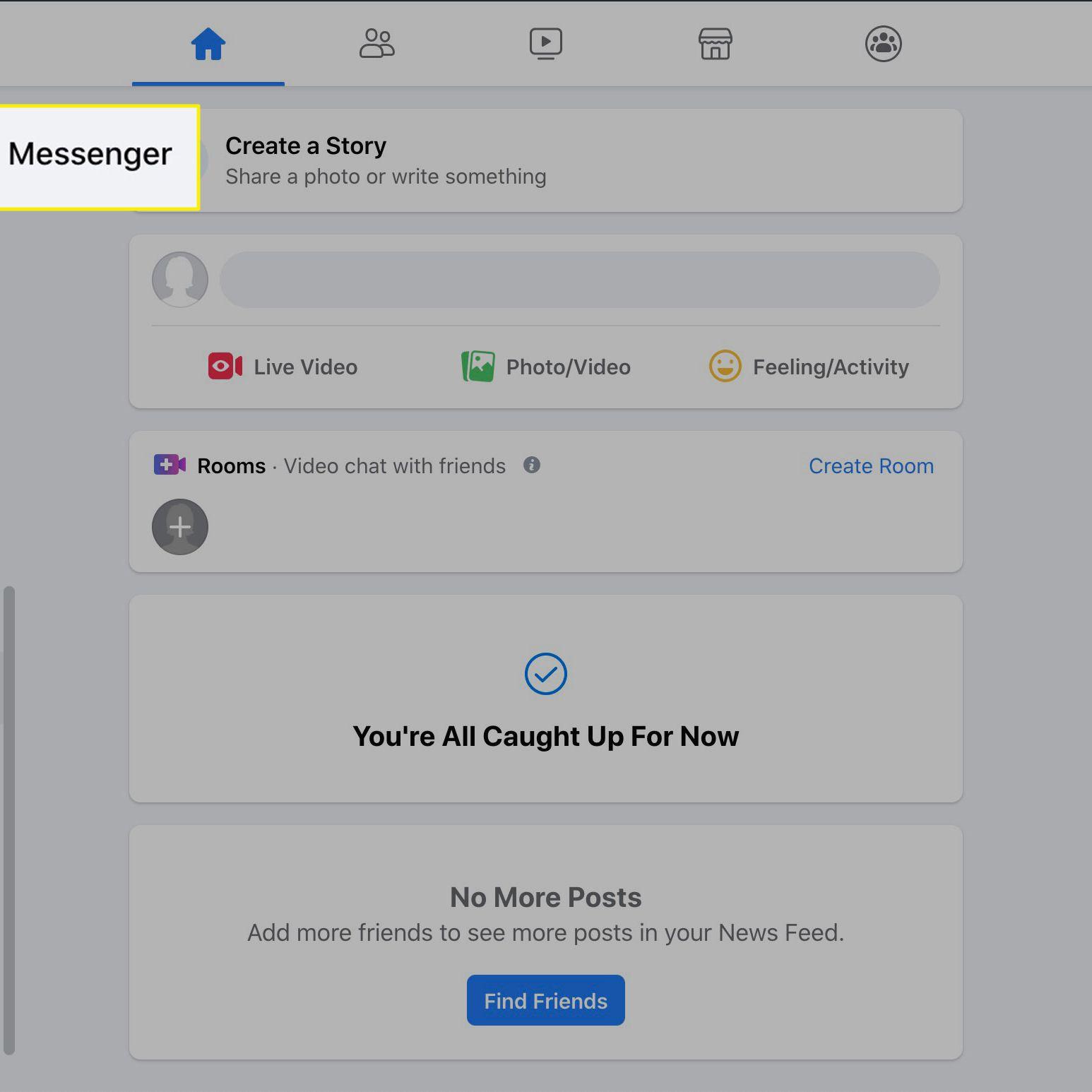 Cauta? i un om Facebook