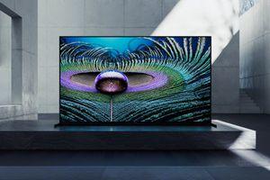 Sony's A90J 4K OLED TV