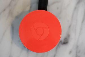 A first generation Google Chromecast