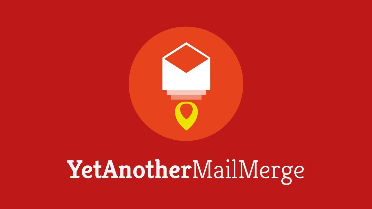 Yet Another Mail Merge Logo