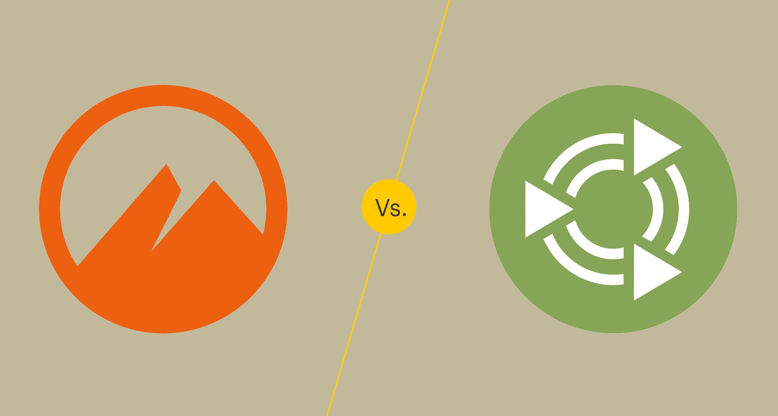 Cinnamon vs MATE