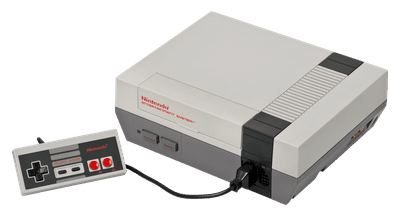 NES Console System