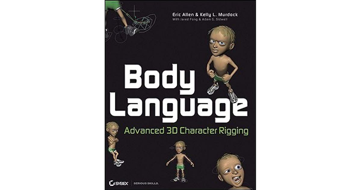 The cover image for Body Language